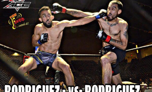 Carlos Rodriguez vs Daniel Rodriguez - ACC 17