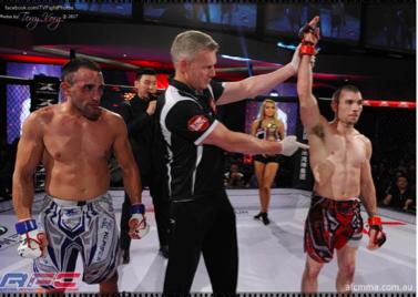 Daniel Jones, Australia Fighting Championship
