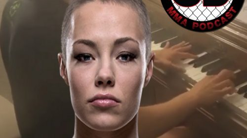 Rose Namajunas – There are no lines to be crossed