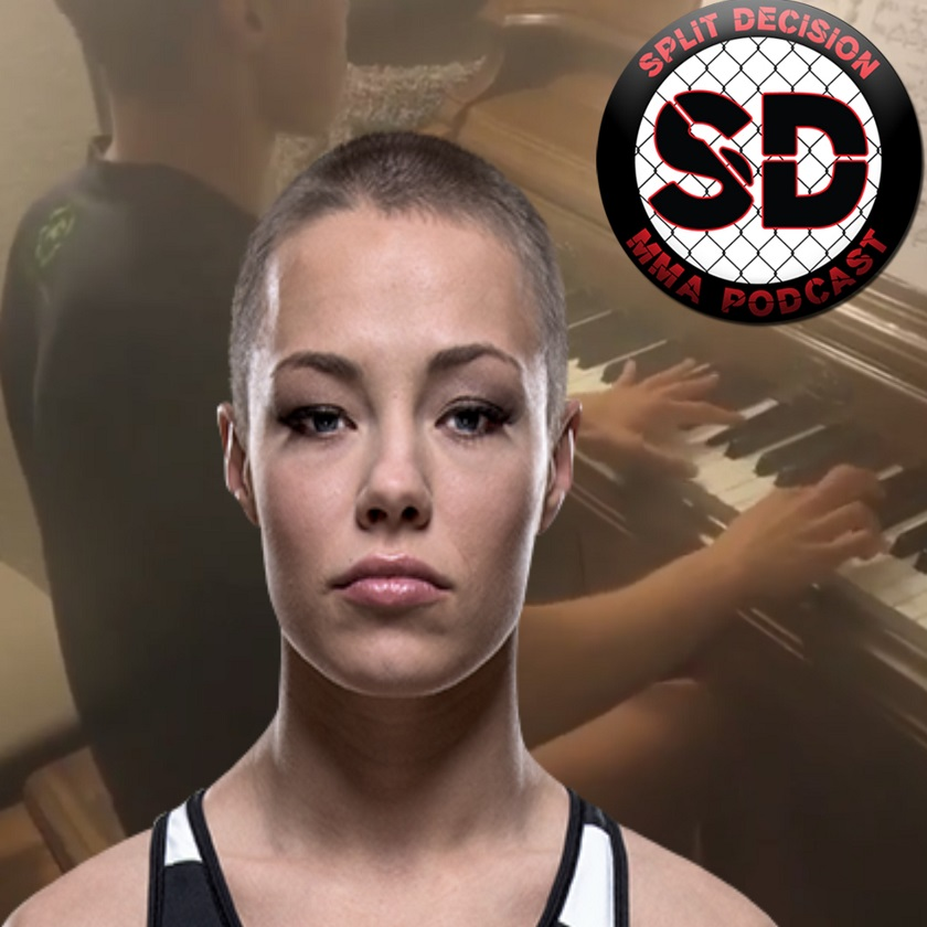 Rose Namajunas - There are no lines to be crossed