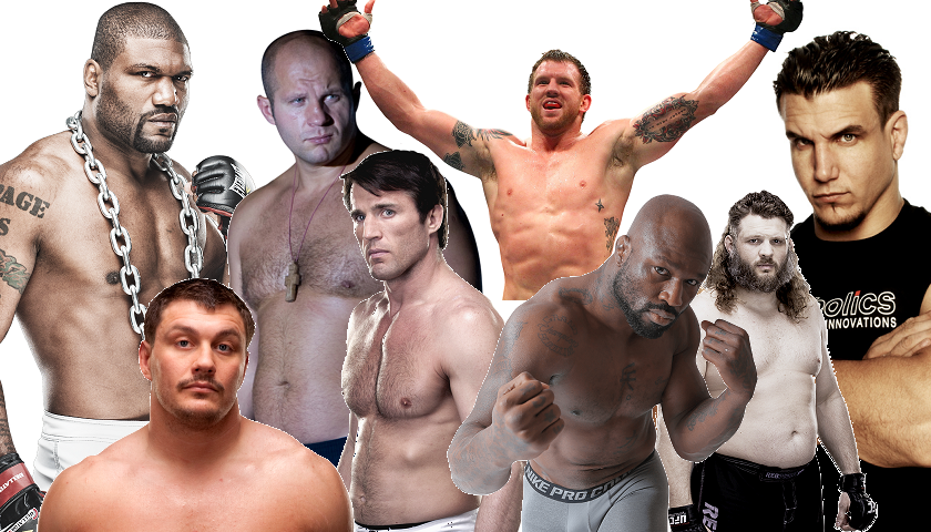 Bellator announces Heavyweight Grand Prix - Look at this list of names