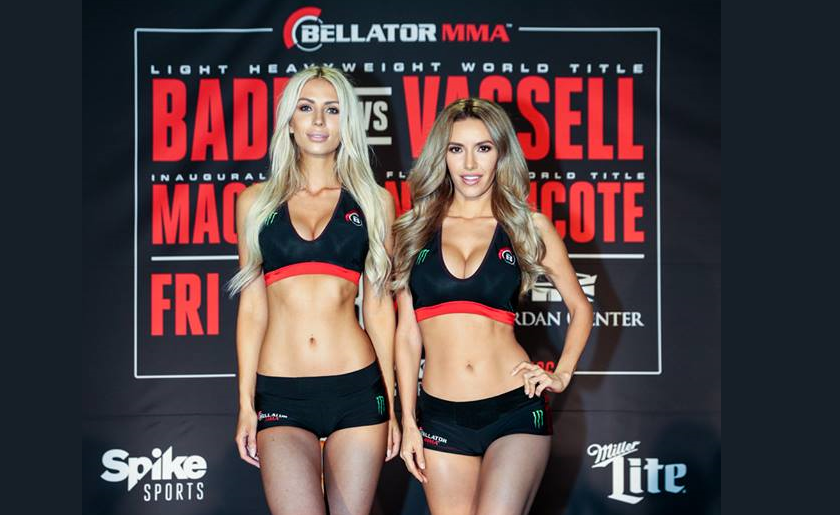 WATCH: Bellator 186 preliminary bouts from Penn State University