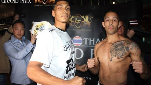 Three title bouts set for historic Lion Fight – MTGP event in London