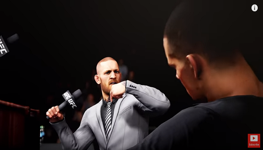 Conor McGregor revealed as EA Sports UFC 3 cover athlete