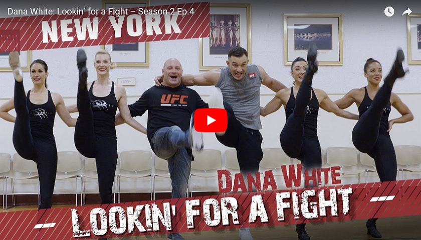 Gian Villante, Dana White: Lookin' for a Fight – Season 2 Episode 4