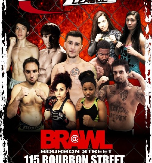 United Combat League – Brawl on Bourbon Street results