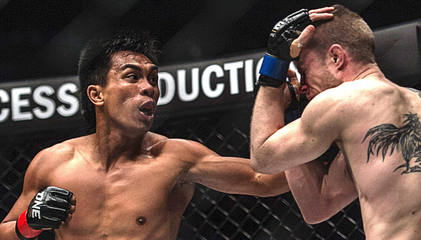 ​Kevin Belingon hungry for another KO win to cement position as next title challenger