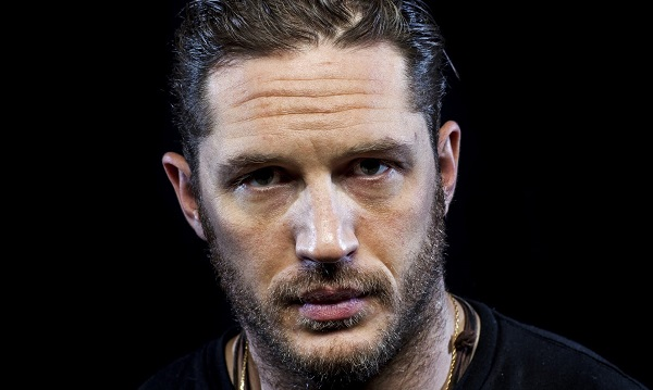 Actor Tom Hardy training MMA for new role
