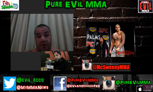 Pure EVil MMA EP.52 – UFC Sydney RECAP | James McSweeney | Weekly News