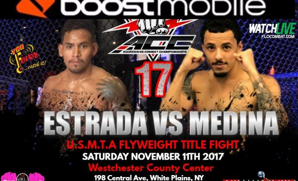 ACC 17: Brandon Medina Fights for USMTA Flyweight Title