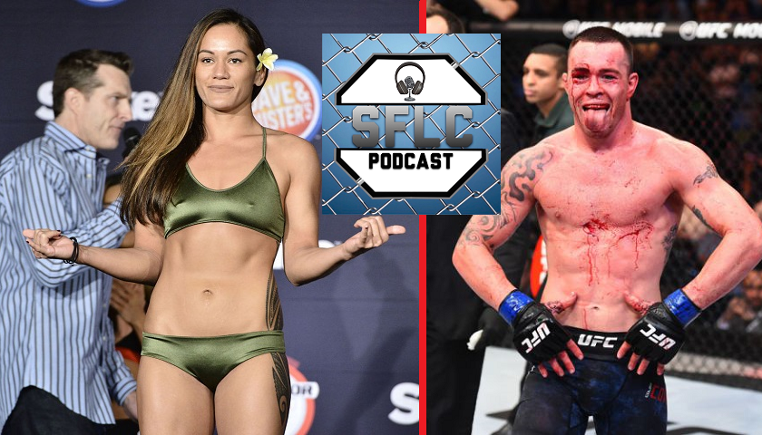 SFLC Podcast - Ilima-Lei Macfarlane and Colby Covington