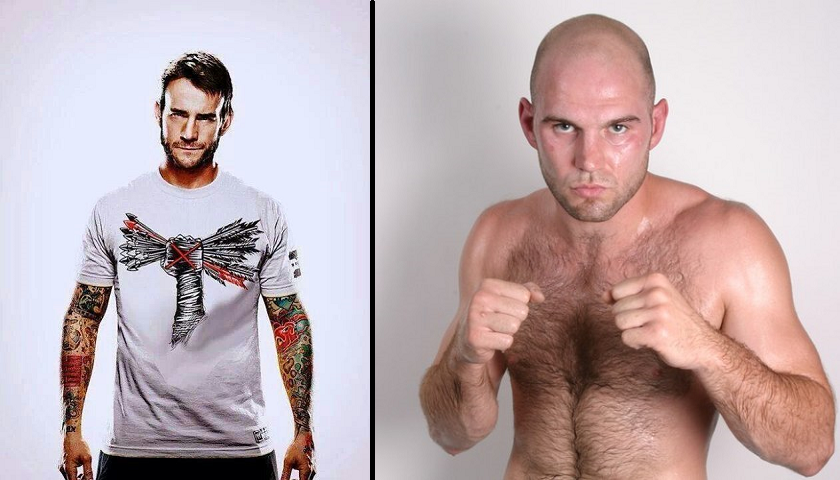 "Daniel ""the Anvil"" Stittgen Aims for CM Punk in UFC Return"