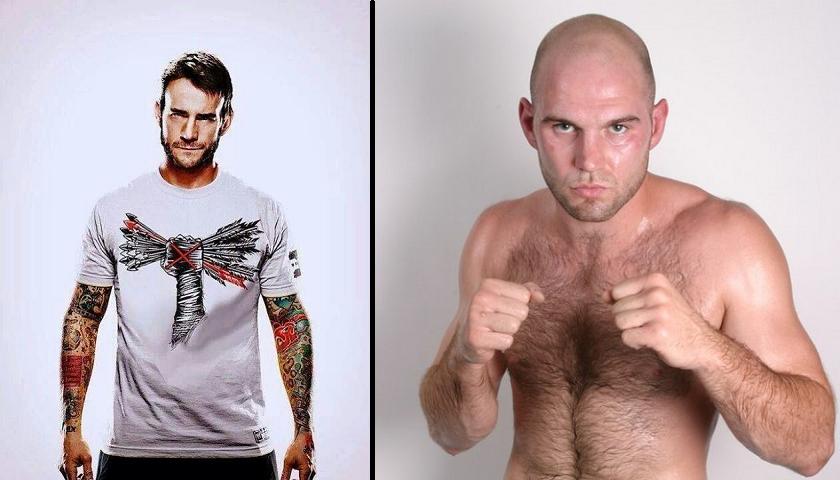 Daniel Stittgen Aims for CM Punk in UFC Return
