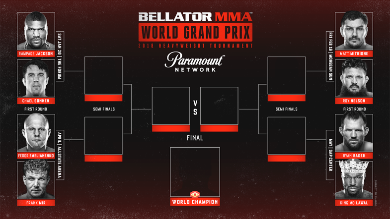 Bellator World Grand Prix