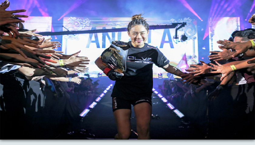 Win chance to walk out with Angela Lee and National Steps Challenge at Singapore Indoor Stadium
