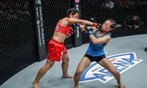Gina Iniong views rematch with Mei Yamaguchi as gateway to world title shot