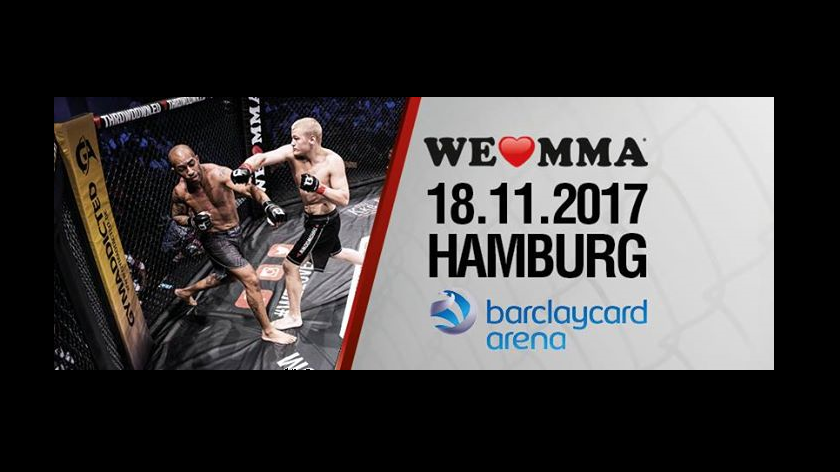 We Love MMA 34 Free Live Stream