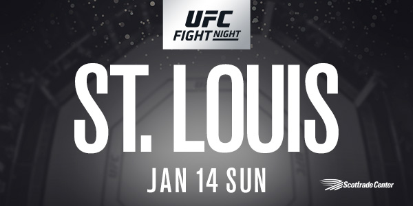 UFC Debuts In St. Louis With Action-Packed Event