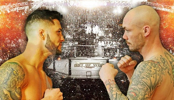 """Ricky """"El Numero Uno"""" Nuno looks to spoil the party at Art of War 4"""