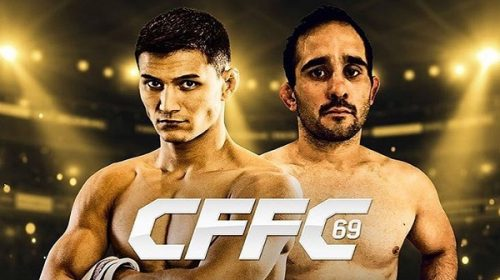 CFFC 69 fighter Ryan Cafaro talks with Nick Catone MMA Radio