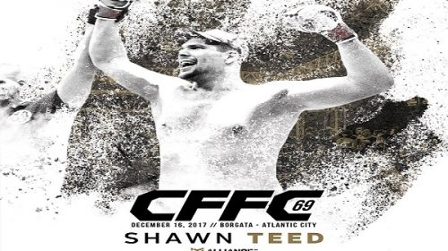 """CFFC 69 Fighter Shawn Teed : """"This is the best camp I have ever had"""""""