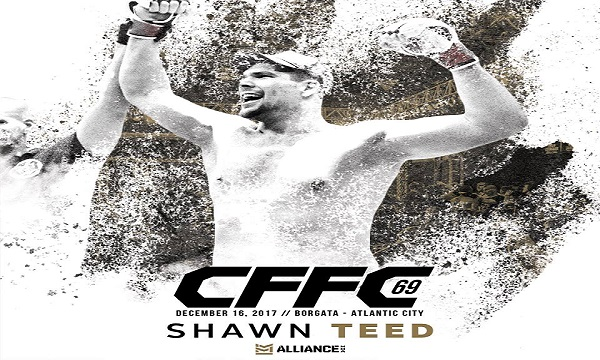 "CFFC 69 Fighter Shawn Teed : ""This is the best camp I have ever had"""