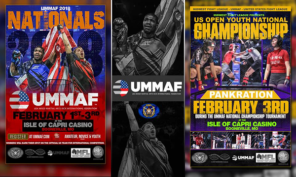 UMMAF Amateur National Championship Tournament Announced for February 2018