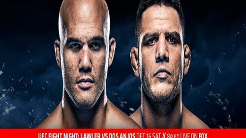UFC on FOX 26 results – Lawler vs. Dos Anjos