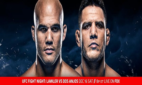 UFC on FOX 26 results - Lawlers vs. Dos Anjos