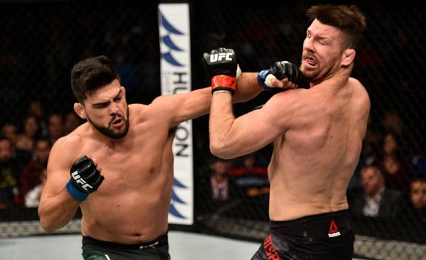 Bisping vs. Gastelum officially largest MMA event in China's history