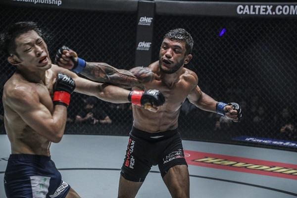 Alex Silva, outstanding martial artists