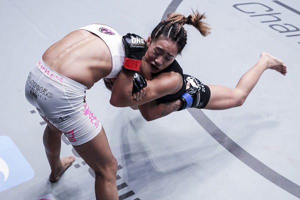 ONE Championship's scintillating submissions of 2017