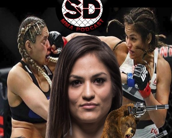 "Cynthia Calvillo – ""If I keep winning, they can't deny me"""