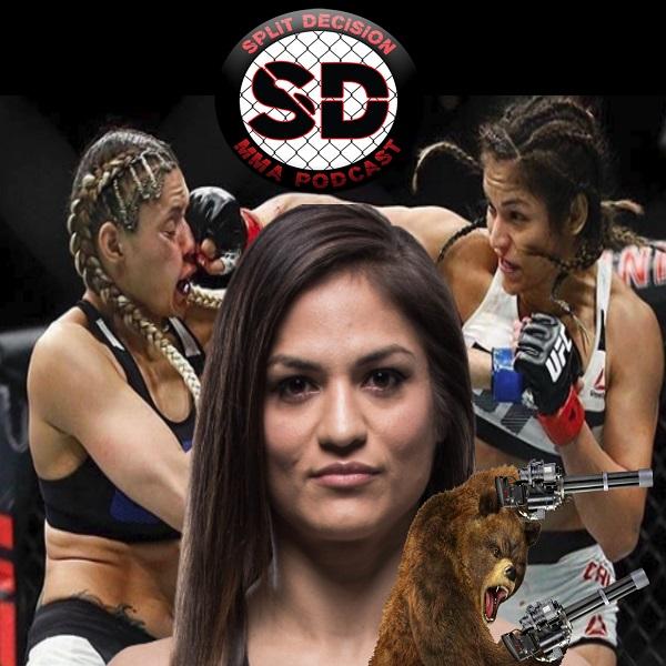 Cynthia Calvillo, UFC 219