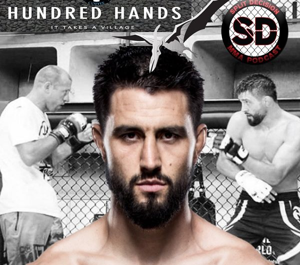Carlos Condit talks about the holidays, new business venture ahead of UFC 219