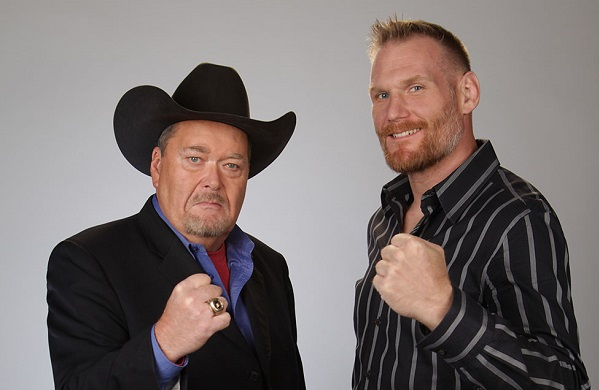 Jim Ross, Josh Barnett Return To AXS TV In 2018
