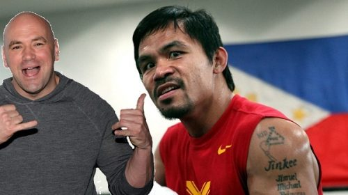 UFC President Dana White threatens to sue Manny Pacquiao