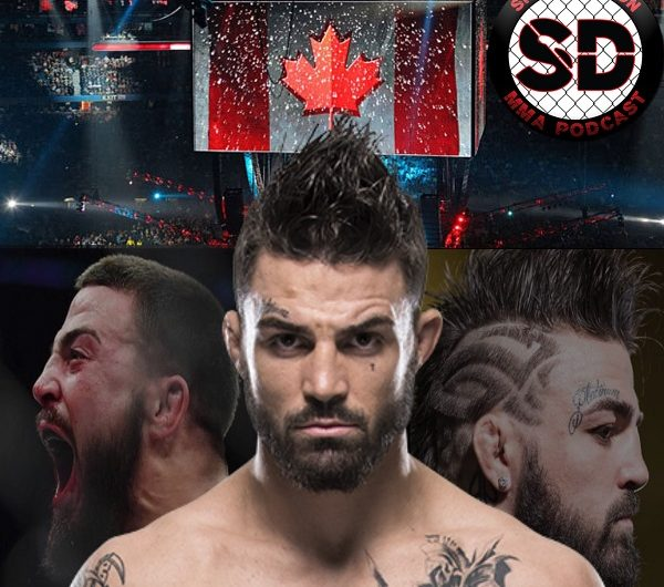 'Platinum' Mike Perry – Colby Covington would try to suck my d**k the whole fight
