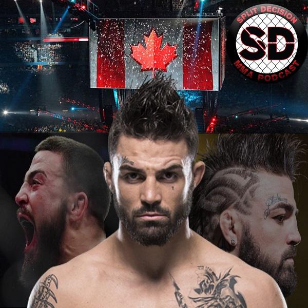 Mike Perry, UFC Winnipeg