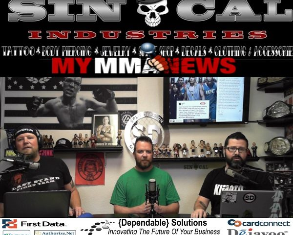 Split Decision MMA Podcast – Bellator 189, TUF 26, UFC 218, more