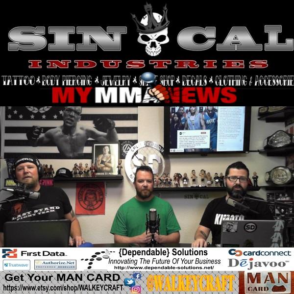 Split Decision MMA Podcast - Bellator 189, TUF 26, UFC 218, more