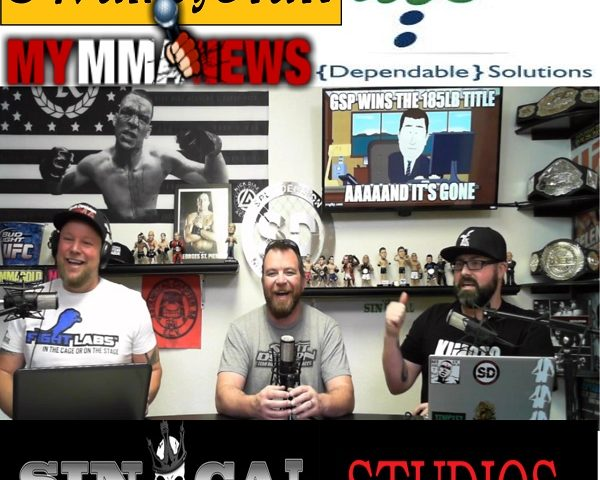 Split Decision MMA Podcast – Conor vs Pacman? GSP vacates