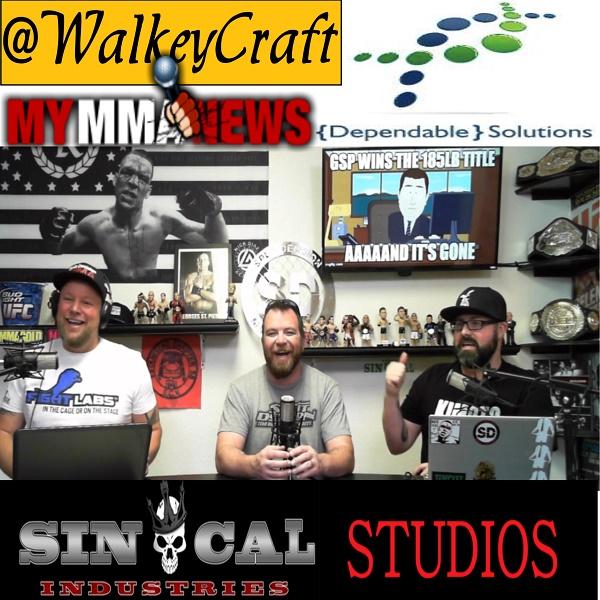 Split Decision MMA Podcast - Conor vs Pacman? GSP vacates