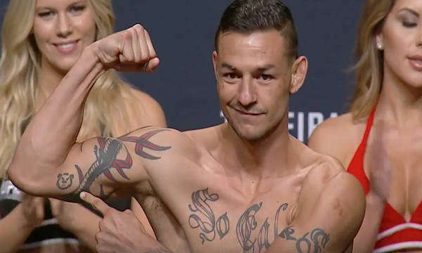 UFC Fight Night 123 weigh-in results - No ceremonial weigh-ins