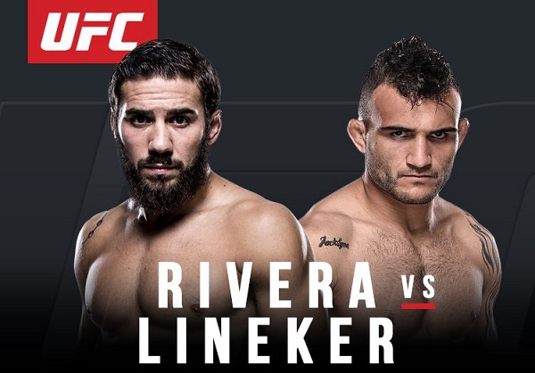 John Lineker out of UFC 219 fight with Jimmie Rivera