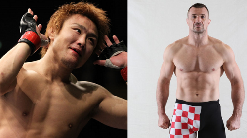 "Mirko ""Cro Cop"" Filipovic & Takanori ""The Fireball Kid"" Gomi return New Year's Eve"
