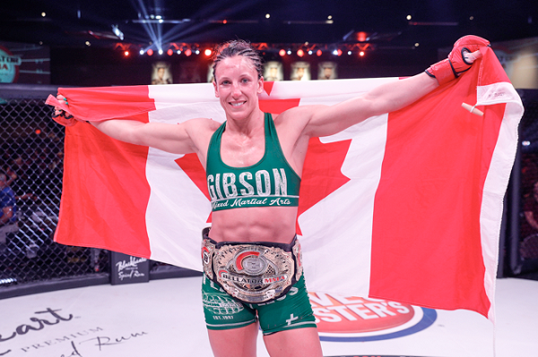 Julia Budd retains featheweight title in Bellator 189 main event