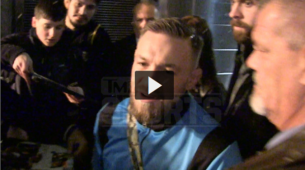 Conor McGregor – Want a real fight, MMA next, Fook WWE