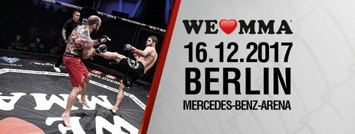 Watch – We Love MMA 36 live free stream