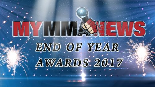 MyMMANews.com End of Year Awards – 2017 – Vote For The Best